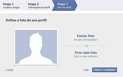 Foto do Perfil Facebook