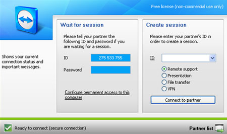 TeamViewer tutorial