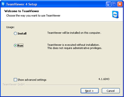 Usar Team Viewer