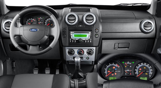 ford ecosport 2012 painel